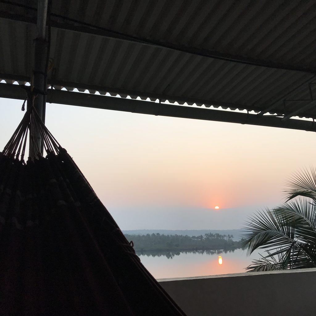 今年もインドに来ています@PVA ayurvedic Hospital