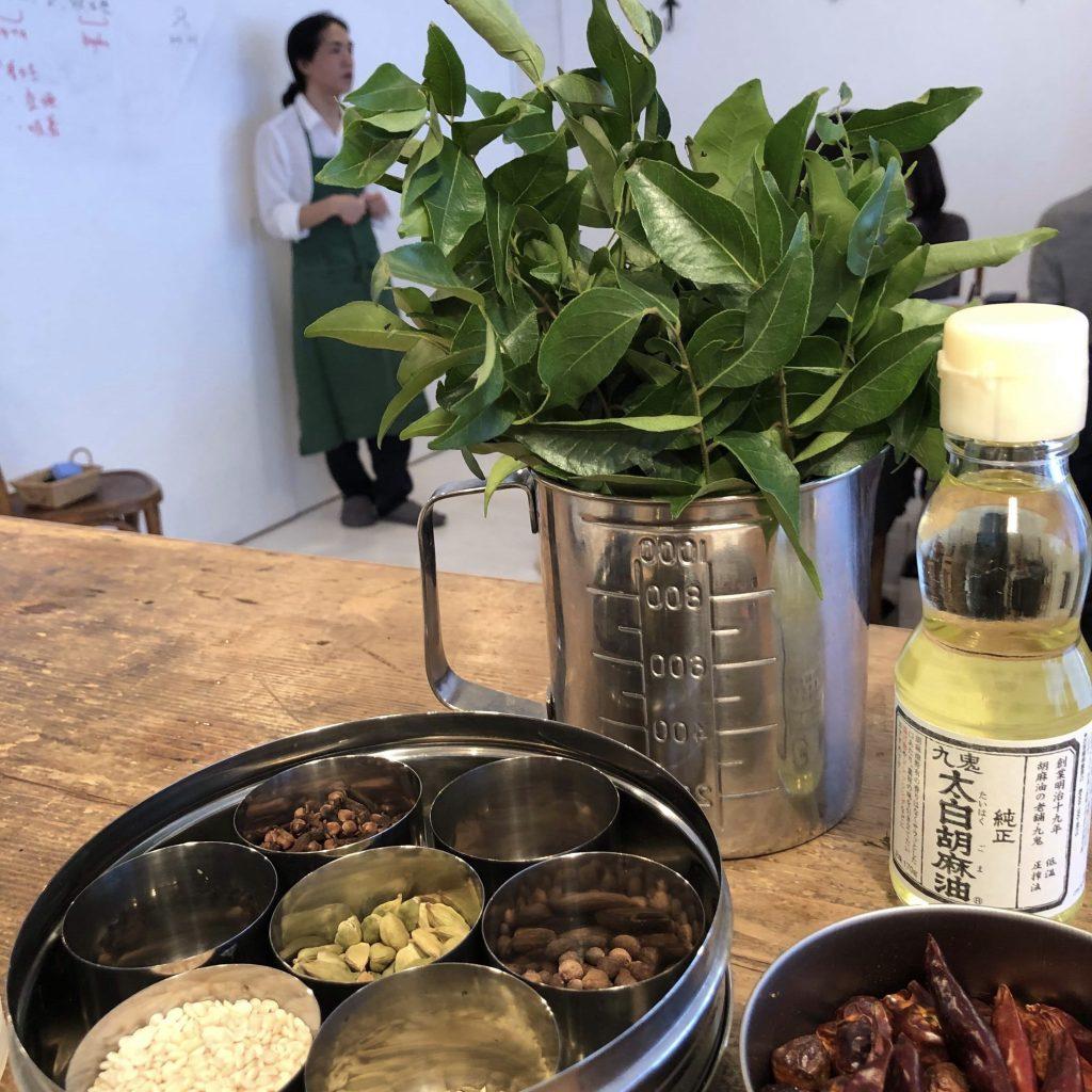 「季節のアーユルヴェーダ料理教室~冬~@Lotus8」のレポート